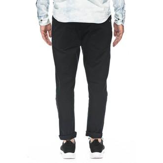 pants men GLOBE - Goodstock - GB01216010 - BLACK