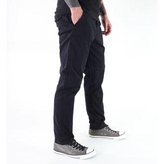 pants men GLOBE - Goodstock DROP Crotch - GB01336001 - BLACK