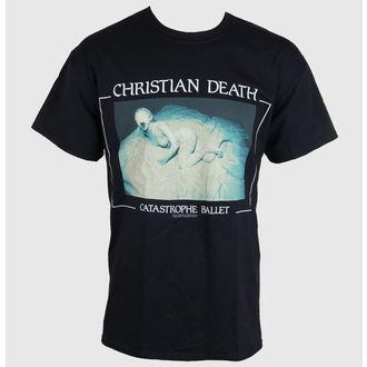 t-shirt metal men's Christian Death - Catastrophe Ballet - RAZAMATAZ, RAZAMATAZ, Christian Death