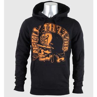 hoodie men's - DESTROY - METAL MULISHA - M345S21301.01_BLK