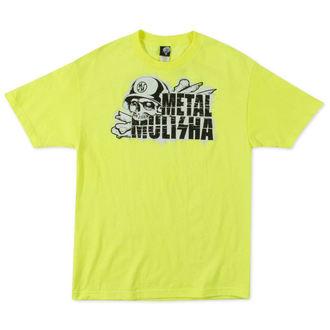 t-shirt street men's - DEAD ZONE - METAL MULISHA, METAL MULISHA