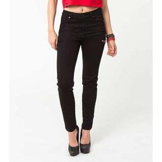 pants womens METAL MULISHA - FRONT ROW - BLK