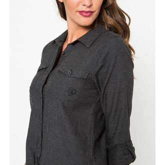 shirt women's METAL MULISHA - PAIGE - BLK