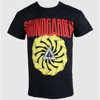t-shirt metal men's Soundgarden - BAD MOTOR FINGER - LIVE NATION - PESGN002
