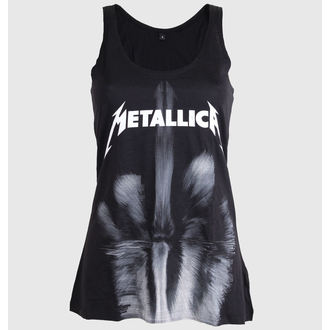 top women METALLICA - FINGER - BLACK - LIVE NATION, LIVE NATION, Metallica