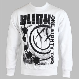 sweatshirt (no hood) men's Blink 182 - SPELLED OUT - LIVE NATION, LIVE NATION, Blink 182
