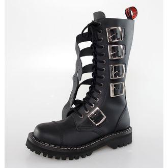boots KMM 14 eyelet - 5P - Black, KMM