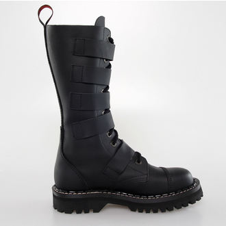 leather boots unisex - KMM - 139/140