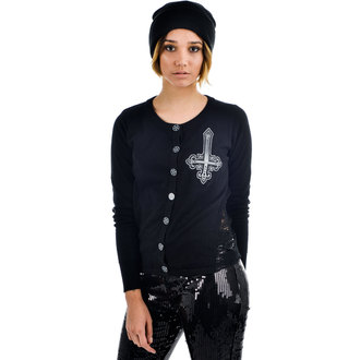 sweater women's TOO FAST - OUIJA, TOO FAST