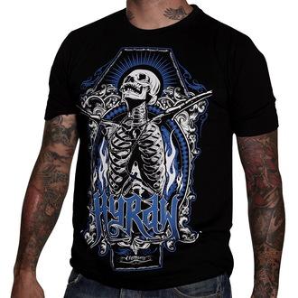 t-shirt hardcore men's - Skull & Bones - HYRAW - HY010