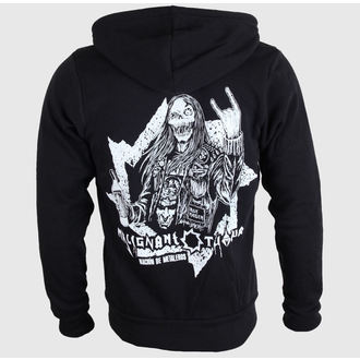 hoodie men's Malignant Tumour - Black -, Malignant Tumour