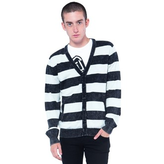sweater (unisex) IRON FIST - STRIPED, IRON FIST