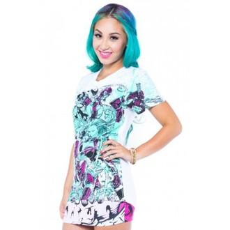 t-shirt street women's - BABYLON - IRON FIST - IFMSST138