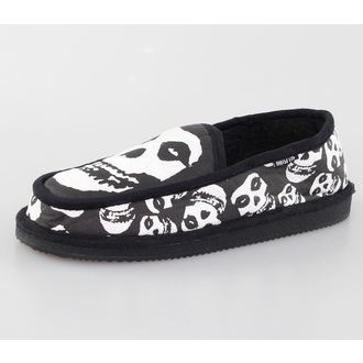 slippers women's unisex Misfits - Misfits - IRON FIST