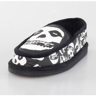 slippers women's unisex Misfits - Misfits - IRON FIST, IRON FIST, Misfits