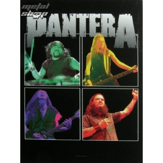 flag Pantera - band Frames