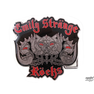 buckle for leather belt EMILY THE STRANGE, EMILY THE STRANGE