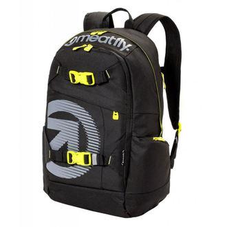 Backpack MEATFLY - BASEJUMPER D - Black, MEATFLY