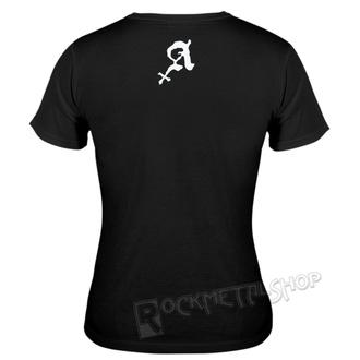 t-shirt hardcore women's - DEVIL'S BIBLE - AMENOMEN, AMENOMEN