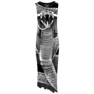 dress women KILLSTAR - Cobra - Digital Black