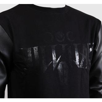 sweatshirt (no hood) women's unisex - Logo 50/50 - KILLSTAR - Black