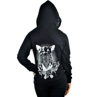 hoodie women's - CHIHUAHUA - TOO FAST