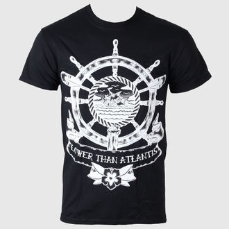 t-shirt metal men's Lower Than Atlantis - Sinking Ship - LIVE NATION, LIVE NATION, Lower Than Atlantis