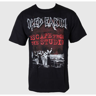 t-shirt metal men's Iced Earth - Escape From The Studio - Just Say Rock, Just Say Rock, Iced Earth