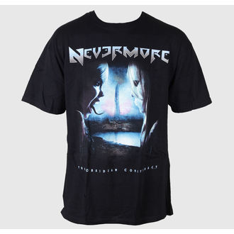 t-shirt metal men's Nevermore - Theobsidian Conspiracy - Just Say Rock, Just Say Rock, Nevermore