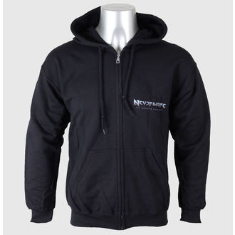 hoodie men's Nevermore - Logo-Album Back - Just Say Rock, Just Say Rock, Nevermore
