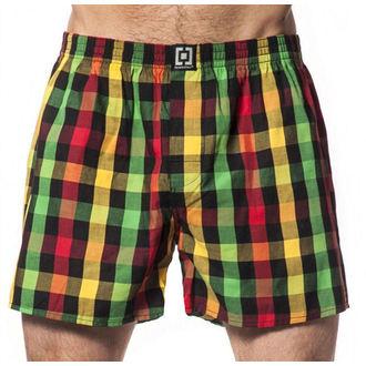 boxer shorts men Horsefeathers - SIN - rasta, HORSEFEATHERS