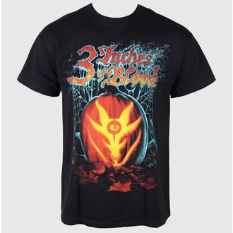 t-shirt metal men's 3 Inches of Blood - Pumpkin Tour - Just Say Rock, Just Say Rock, 3 Inches of Blood