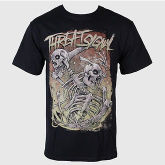 t-shirt metal men's Threat Signal - Grind - Just Say Rock, Just Say Rock, Threat Signal