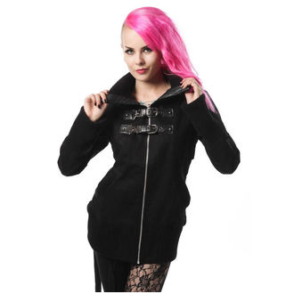 spring/fall jacket women's - Anastasia - VIXXSIN - Anastasia - Black