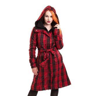 coat women's  POIZEN INDUSTRIES - Mystique - Red