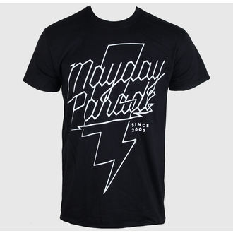 t-shirt metal men's Mayday Parade - Lightning Bolt - PLASTIC HEAD, PLASTIC HEAD, Mayday Parade