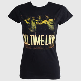 t-shirt metal women's All Time Low - Metal Finger - PLASTIC HEAD, PLASTIC HEAD, All Time Low