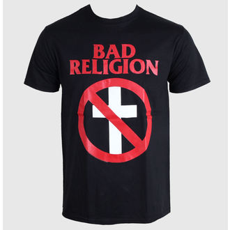 t-shirt metal men's Bad Religion - Cross Buster - PLASTIC HEAD, PLASTIC HEAD, Bad Religion