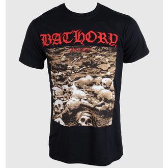 t-shirt metal men's Bathory - Hordes - PLASTIC HEAD - PH8261