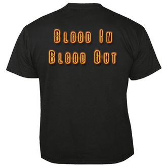 t-shirt metal men's Exodus - Blood In, Blood Out - NUCLEAR BLAST, NUCLEAR BLAST, Exodus