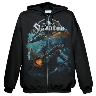 hoodie men's Sabaton - Soldier - NUCLEAR BLAST, NUCLEAR BLAST, Sabaton