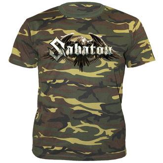 t-shirt metal men's Sabaton - Inmate Camouflage - NUCLEAR BLAST, NUCLEAR BLAST, Sabaton