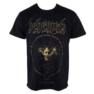 t-shirt metal men's Behemoth - Satanist Album - PLASTIC HEAD, PLASTIC HEAD, Behemoth