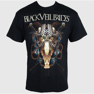 t-shirt metal men's Black Veil Brides - Ornament And Crime - PLASTIC HEAD, PLASTIC HEAD, Black Veil Brides
