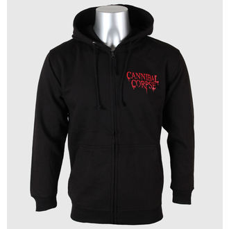hoodie men's Cannibal Corpse - A Skeletal Domain - PLASTIC HEAD, PLASTIC HEAD, Cannibal Corpse