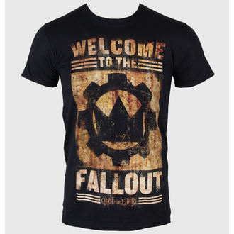 t-shirt metal men's Crown The Empire - Fallout - PLASTIC HEAD, PLASTIC HEAD, Crown The Empire