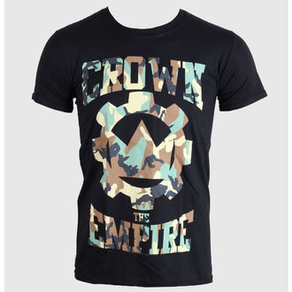 t-shirt metal men's Crown The Empire - Run And Hide - PLASTIC HEAD, PLASTIC HEAD, Crown The Empire
