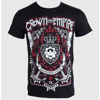 t-shirt metal men's Crown The Empire - Souls - PLASTIC HEAD, PLASTIC HEAD, Crown The Empire