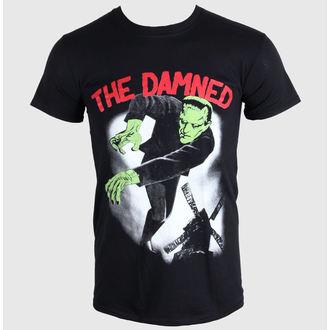 t-shirt metal men's Damned - Frankendamned (Plan 9) - PLASTIC HEAD, PLASTIC HEAD, Damned
