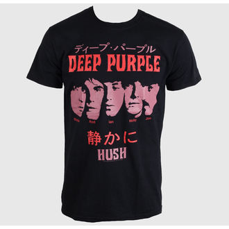 t-shirt metal men's Deep Purple - Hush Japan - PLASTIC HEAD, PLASTIC HEAD, Deep Purple
